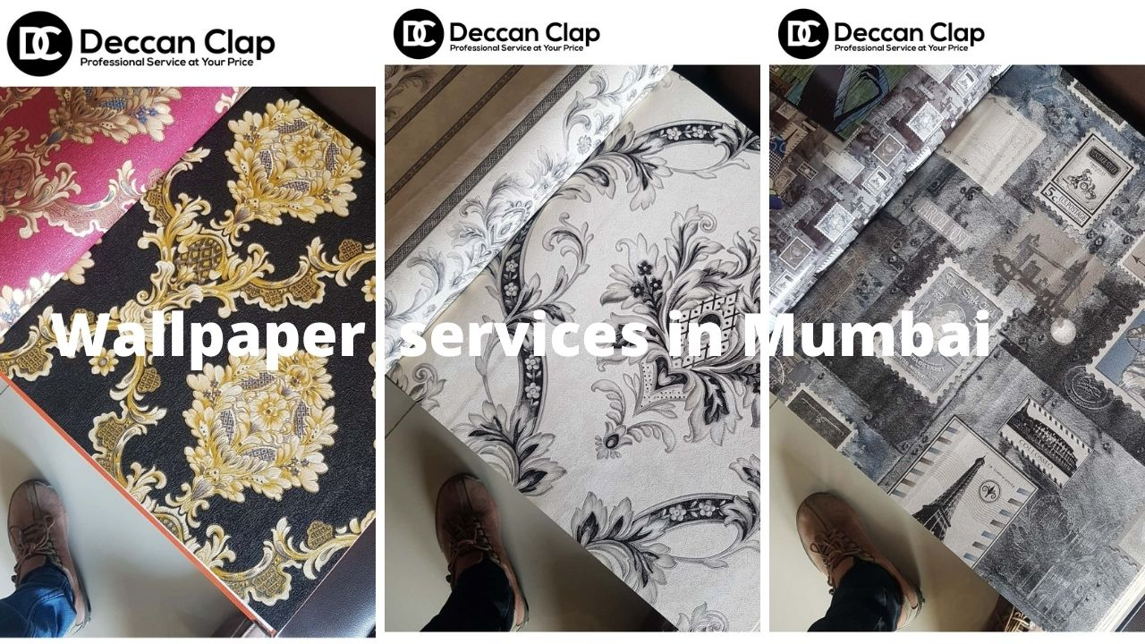 Wallpaper services in Mumbai