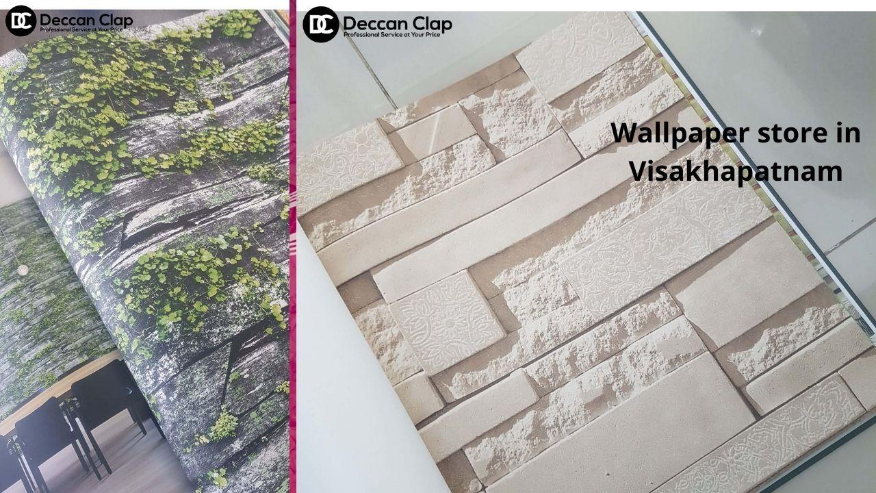 Wallpaper services in Visakhapatnam