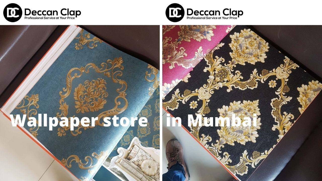 Wallpaper store in Mumbai