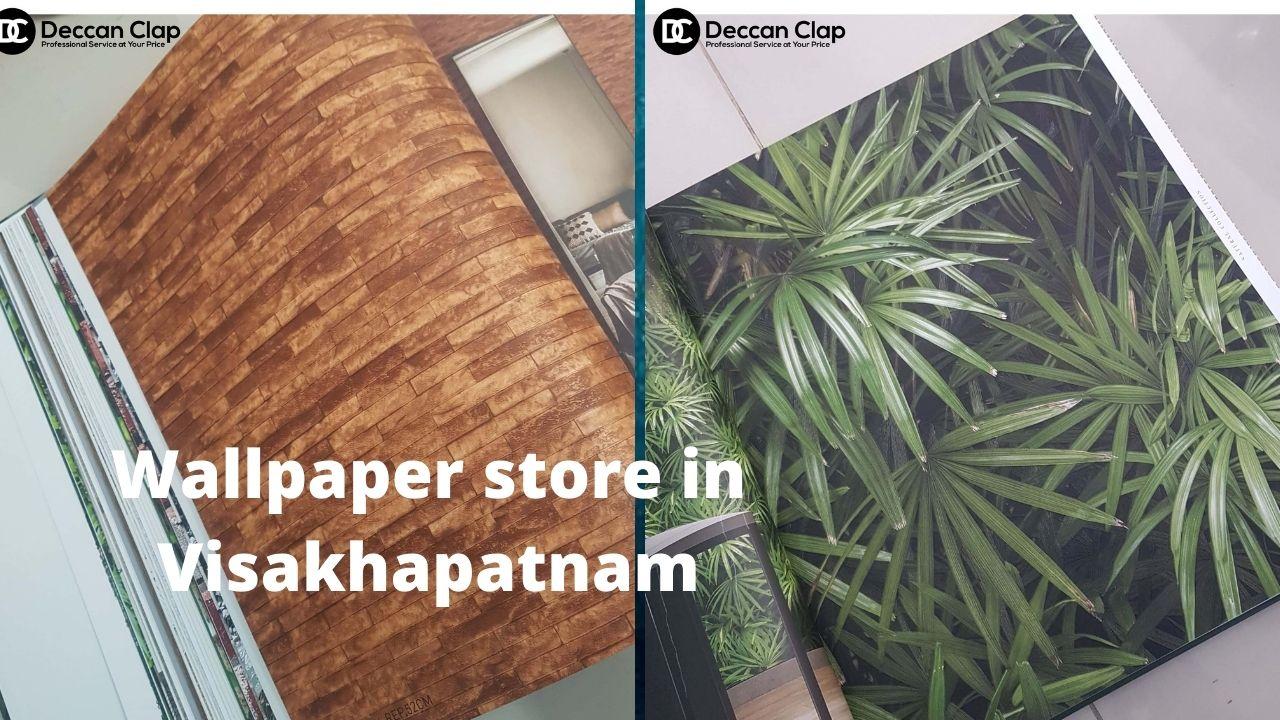 Wallpaper store in Visakhapatnam
