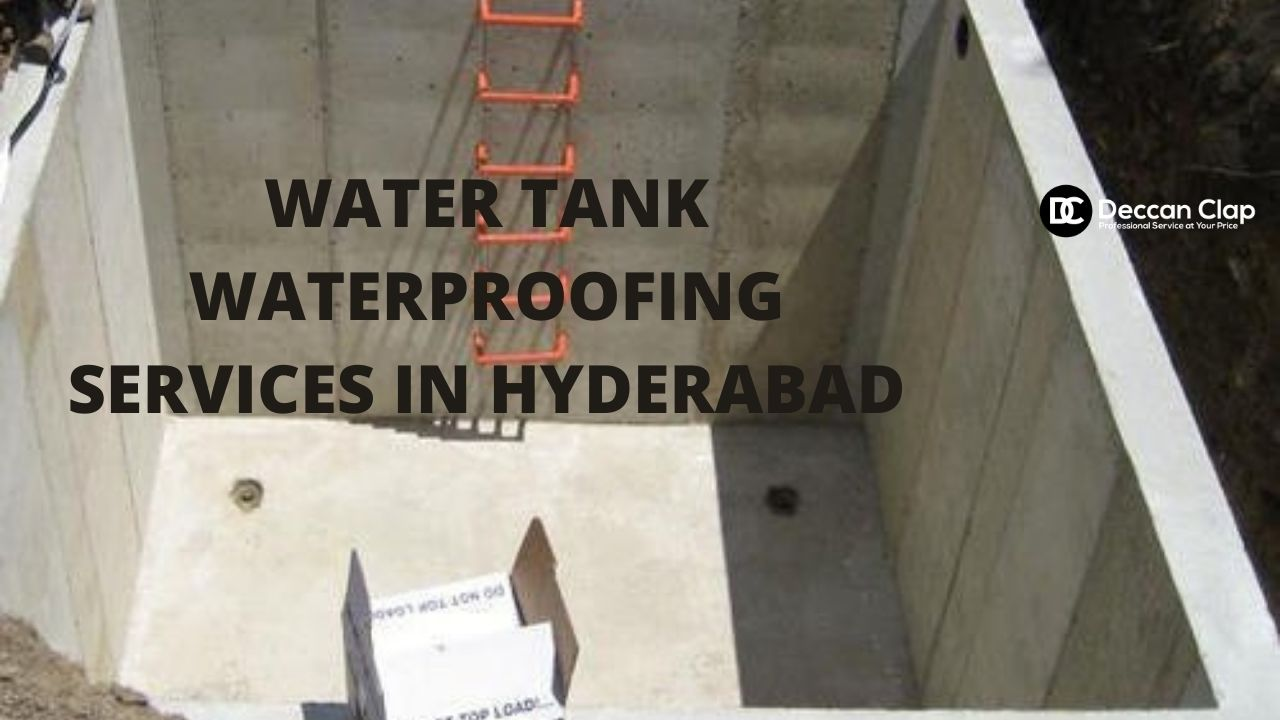 water tank waterproofing services in Hyderabad