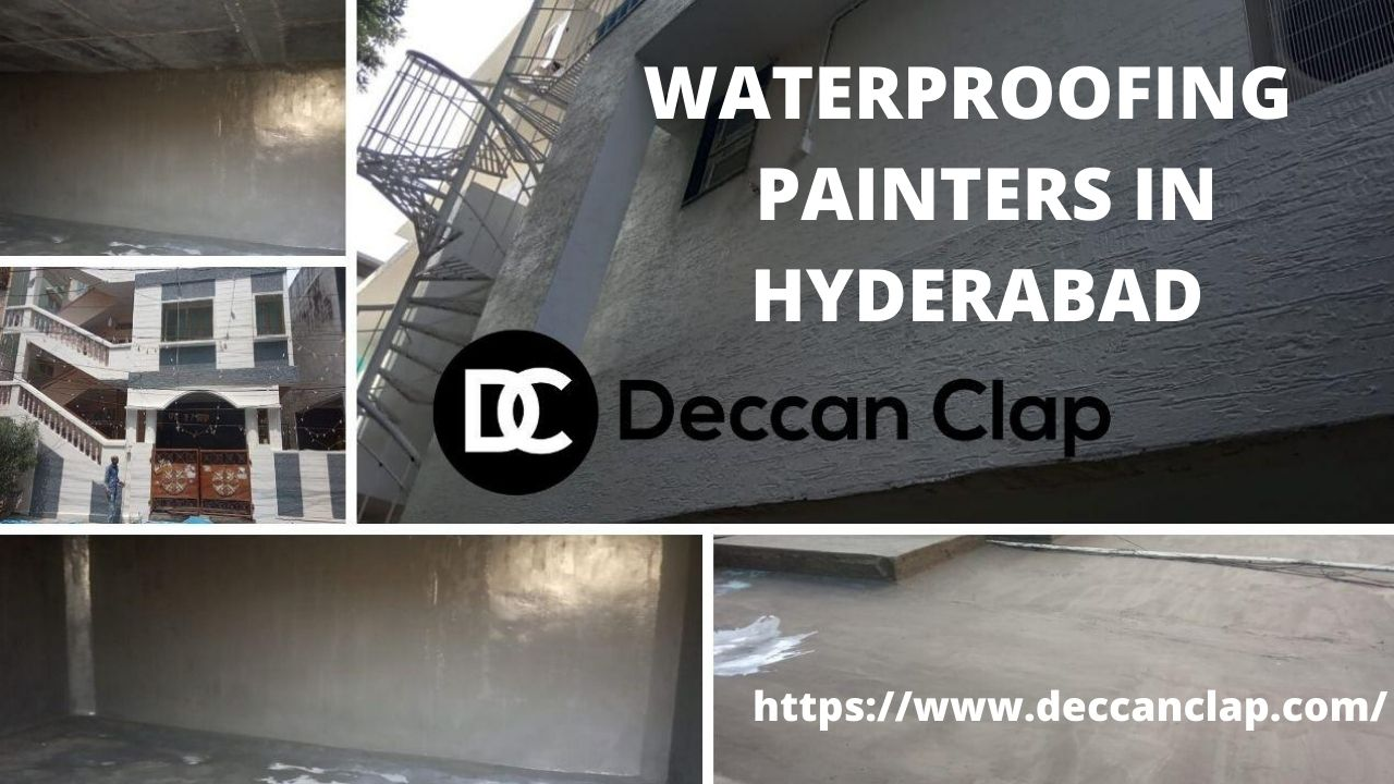 waterproofing painters in Hyderabad