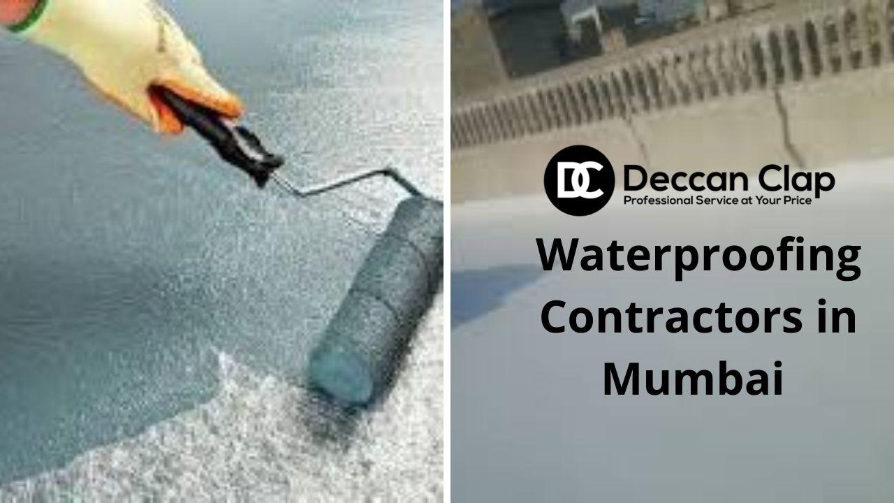 Waterproofing Contractors in Mumbai