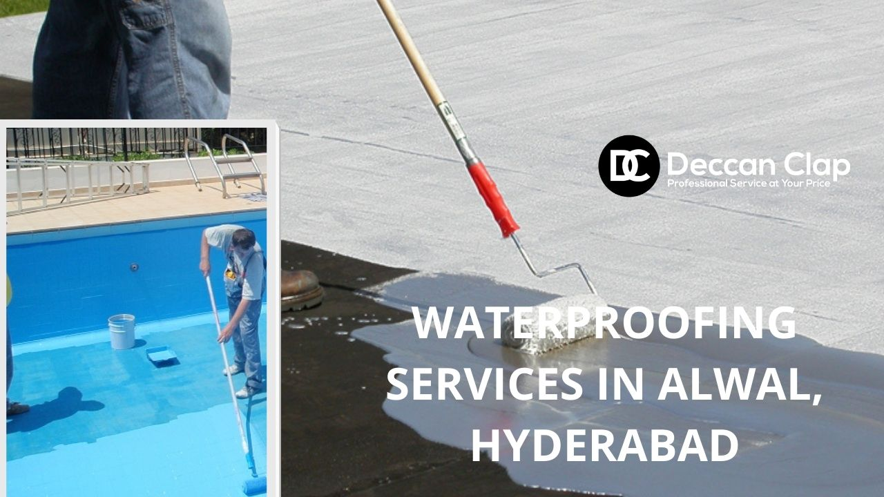 Waterproofing services in Alwal