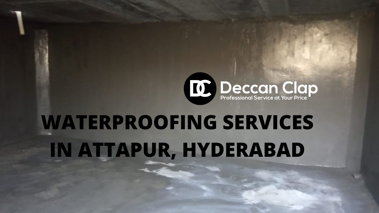 Waterproofing services in Attapur