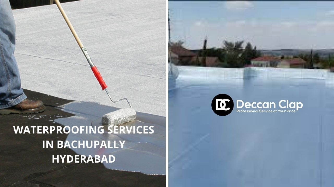 Waterproofing services in Bachupally