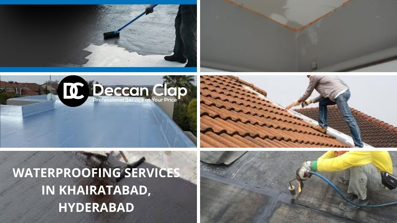 Waterproofing services in Khairatabad
