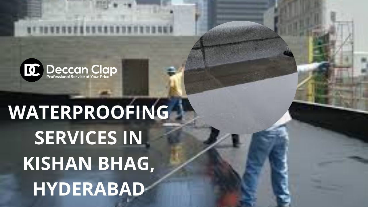 Waterproofing services in Kishan bhag