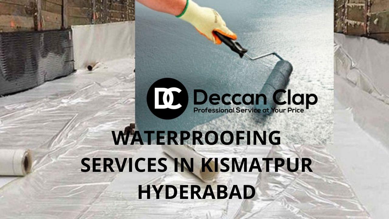 Waterproofing services in Kismatpur Hyderabad