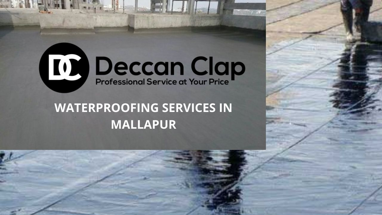 Waterproofing services in Mallapur