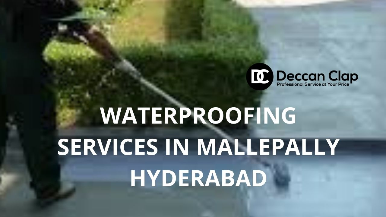 Waterproofing services in Mallepally