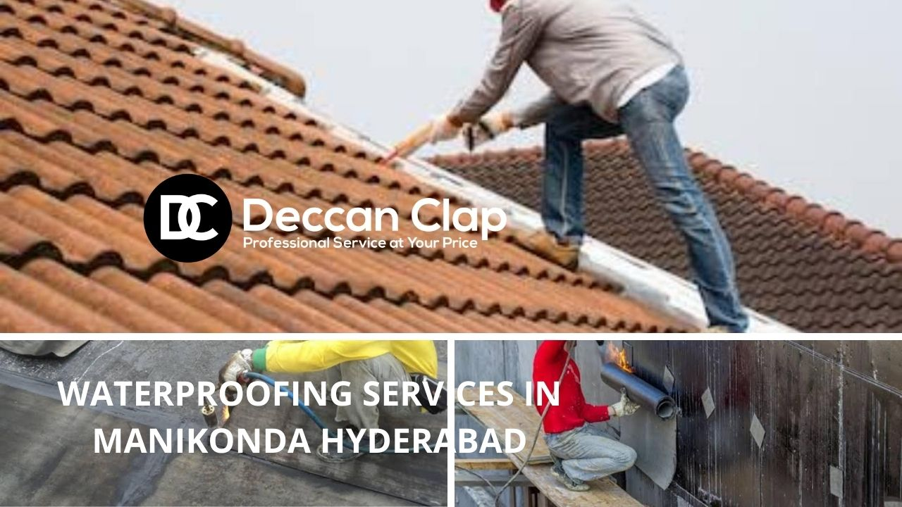Waterproofing services in Manikonda