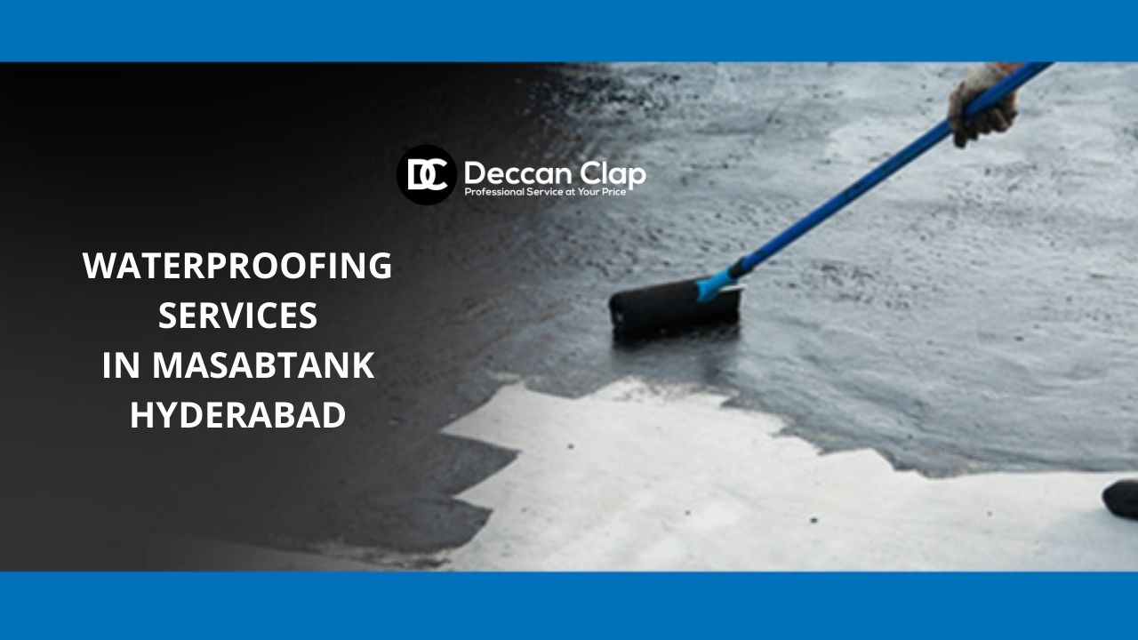Waterproofing services in Masabtank
