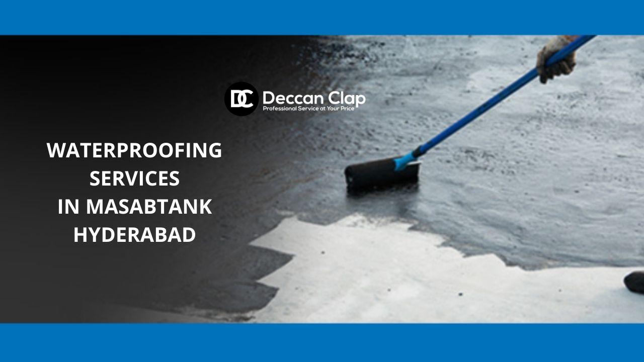 Waterproofing services in Masabtank