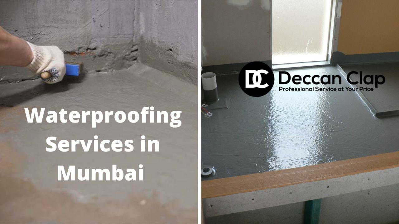 Waterproofing Services in Mumbai
