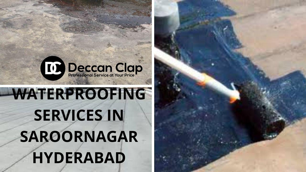 Waterproofing services in Saroornagar Hyderabad