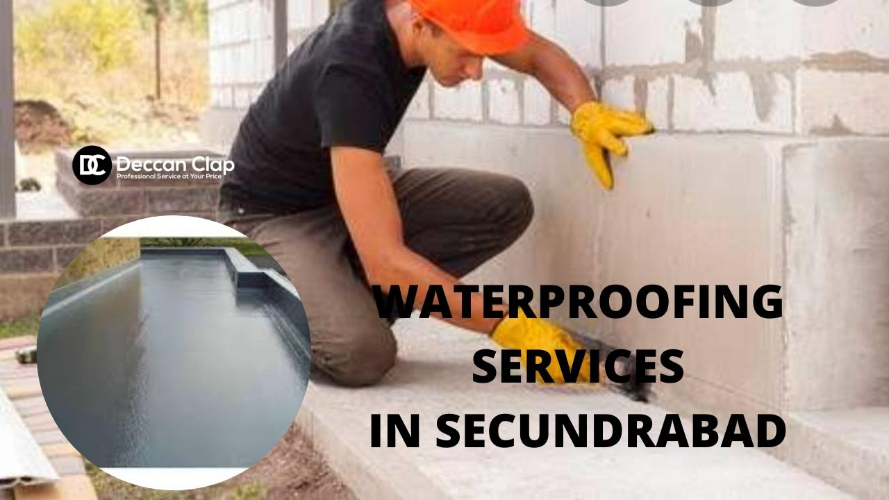Waterproofing services in Secunderabad