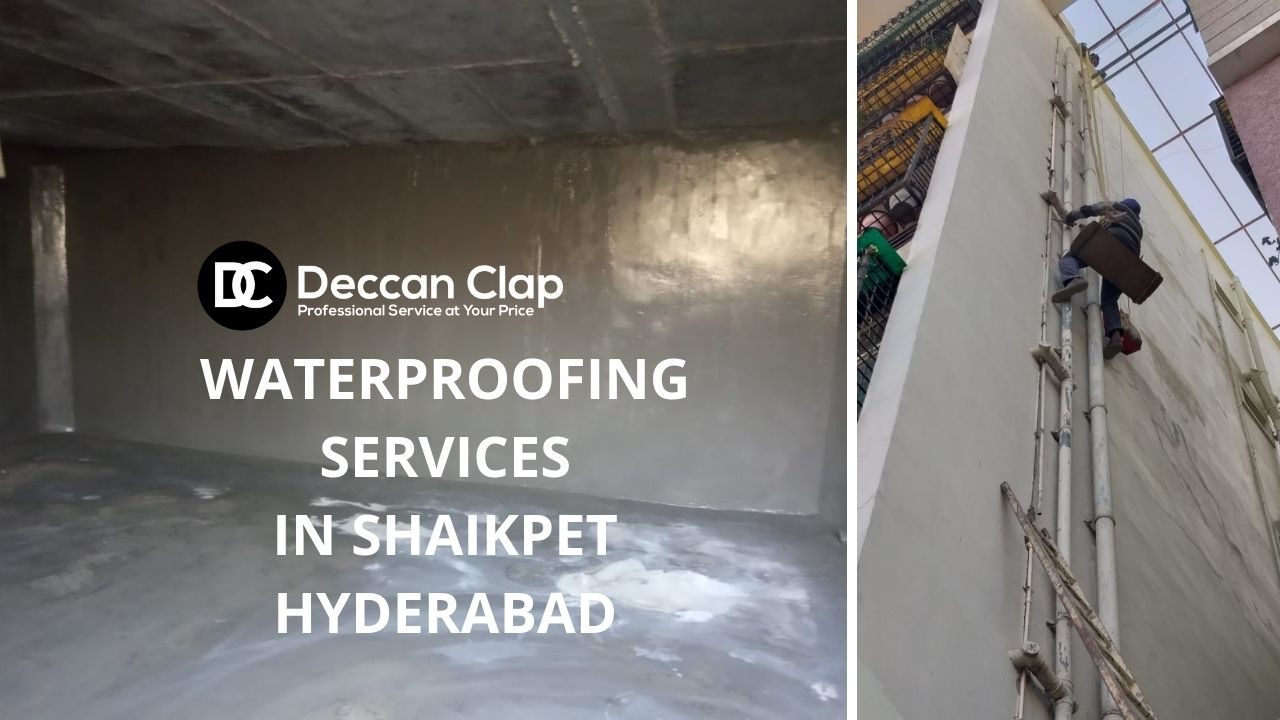 Waterproofing services in Shaikpet