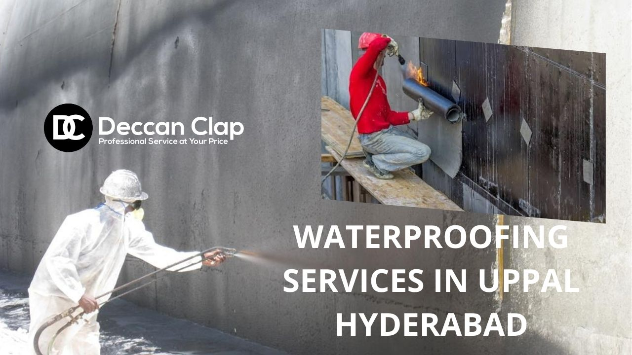 Waterproofing services in Uppal