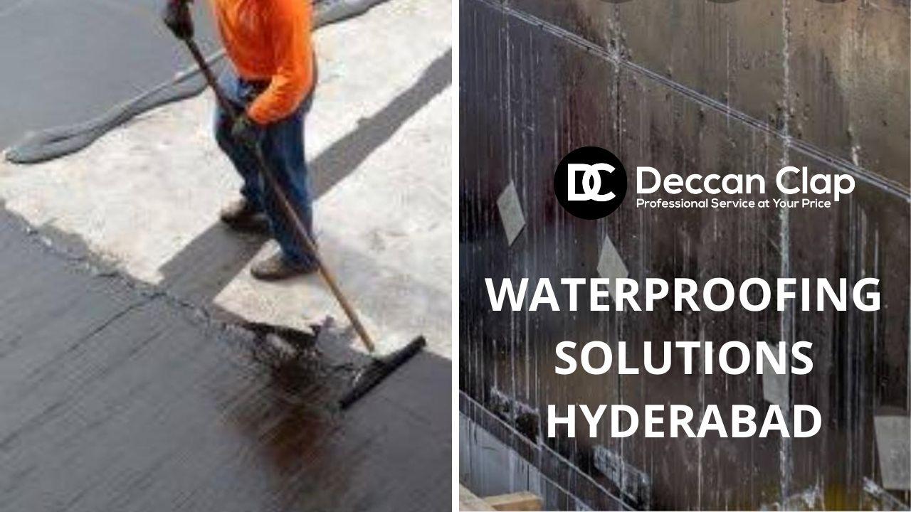 waterproofing specialists Hyderabad