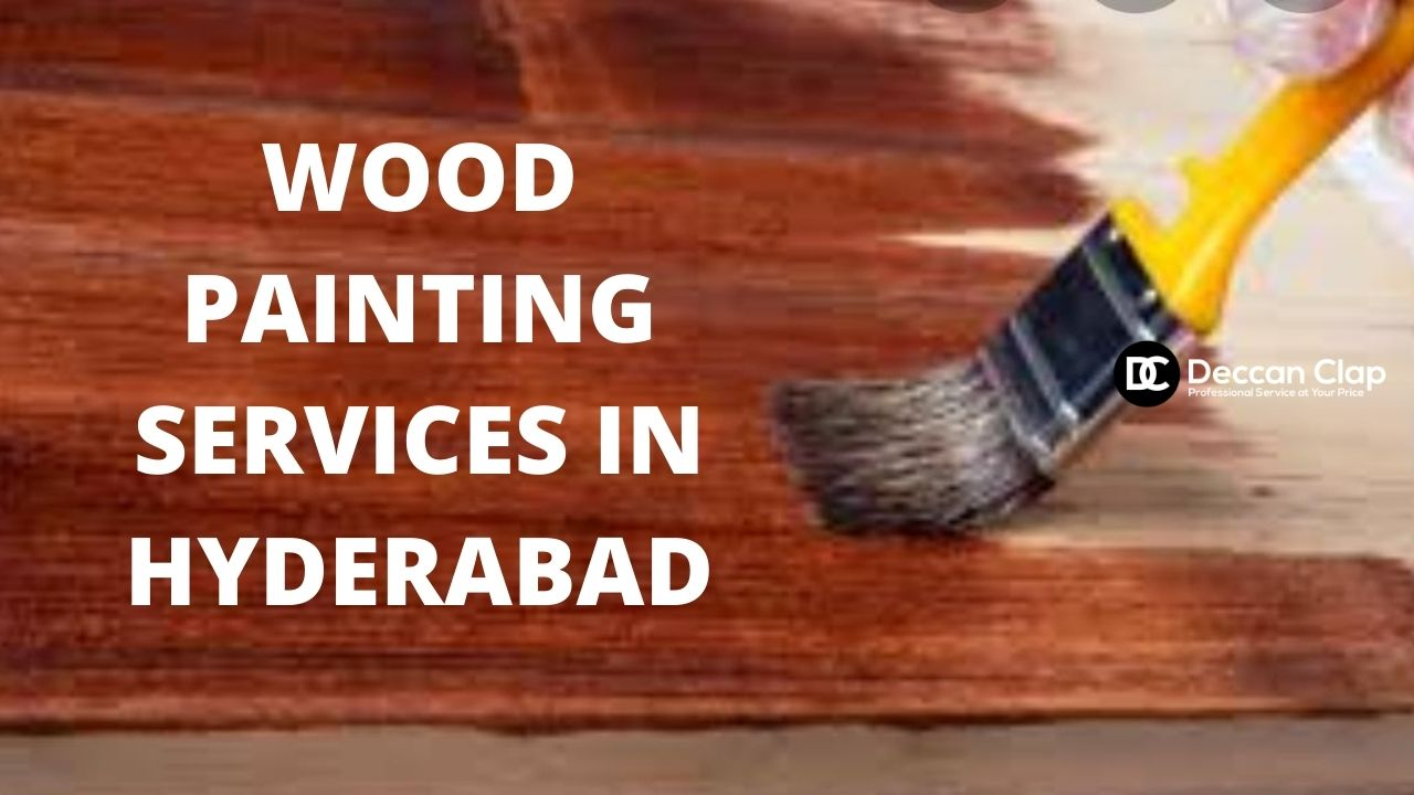 Wood painting services in Hyderabad