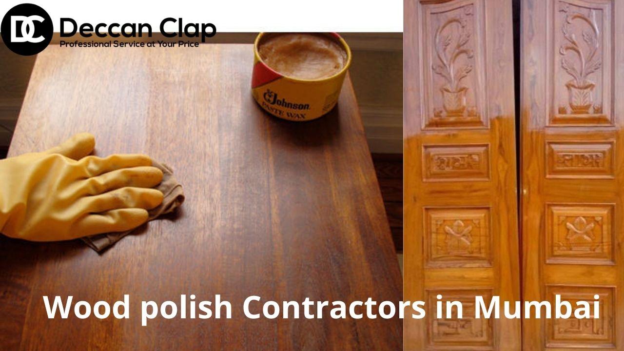 Wood Polish Contractors in Mumbai